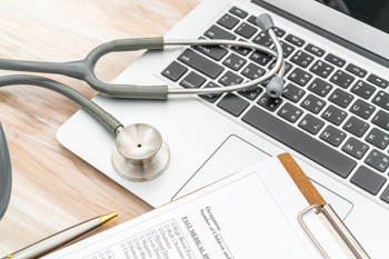 Insurance claims data entry