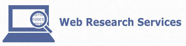 Web searching services