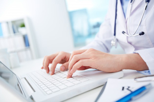 medical records data entry services