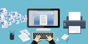 MS Word Data Processing Services